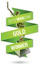 2013 marcom gold award winner